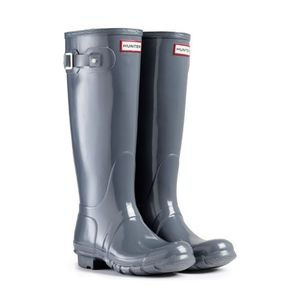 Original Tall Gloss Hunter Wellington Rain Boots
